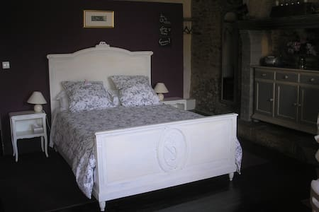 Dog friendly B&B, close to Josselin - La Croix-Helléan - Bed & Breakfast