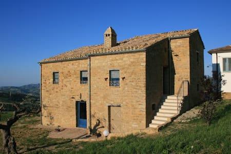 Apartment MesserRaimondo Il Fienile - Castiglione Messer Raimondo - Appartement