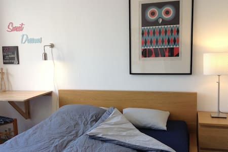 Downtown, sightseeing and shopping - Berlin - Apartment