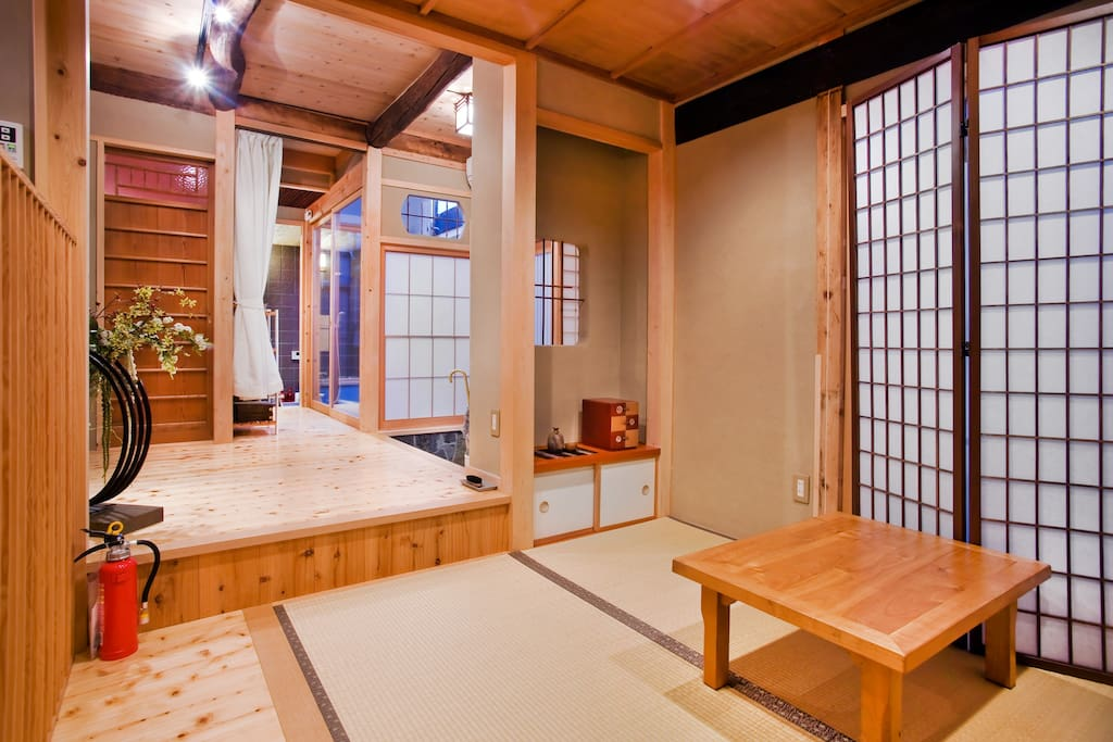 Maison Kyoto Amanogawa Houses For Rent In