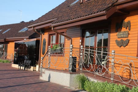 4 double rooms - Trakai - Guesthouse