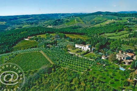 Villa near Florence with nice view! - Villa