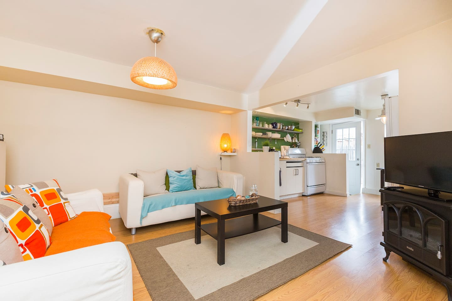 1bed @ Beach & GG Park
