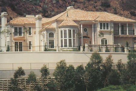 Hollywood Hills Resort Room 2 - Los Angeles - Villa