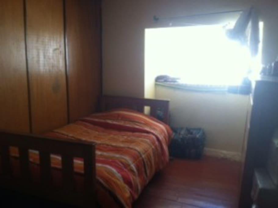 Uno de los habitaciónes