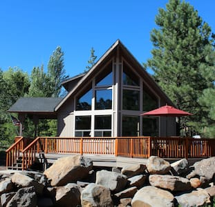Munds Park Mountain Retreat - Munds Park - Kisház