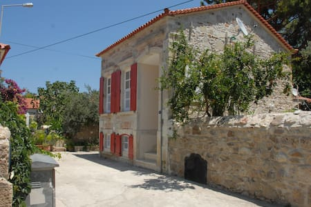 Foca Zangoc Evi (Sacristan House) - Foça - Vila