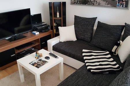 Modernes, sauberes Zimmer im Herzen Babelsbergs - Potsdam - Wohnung