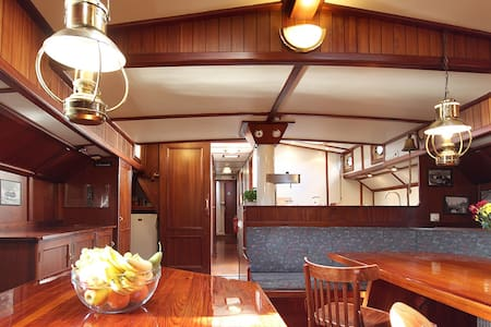 4 Bed Cabin on Sailing Ship in Enkhuizen (Nr.1) - Enkhuizen