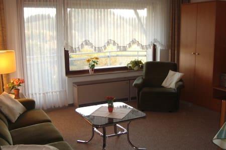 Gemütliche Wohnung im schönen Harz - Apartment