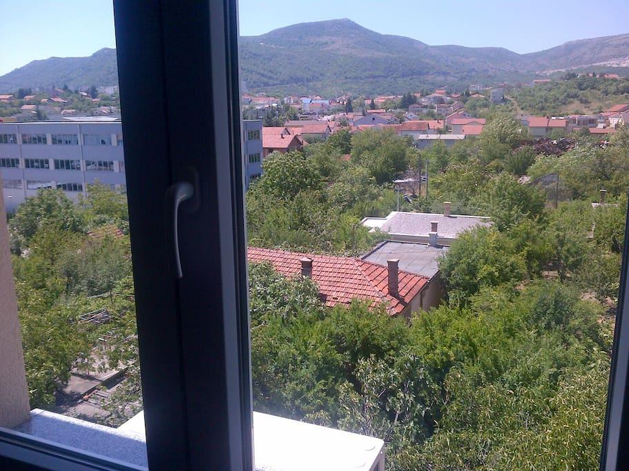 EVA Mostar- Apartment in a building
