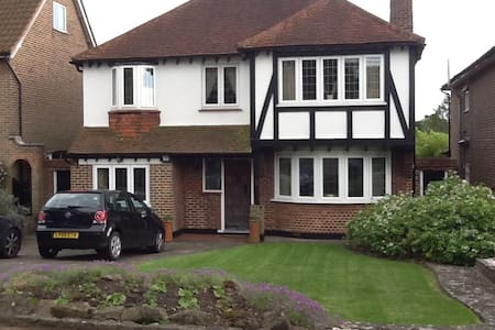 3 Double beds detached in Beckenham - Casa