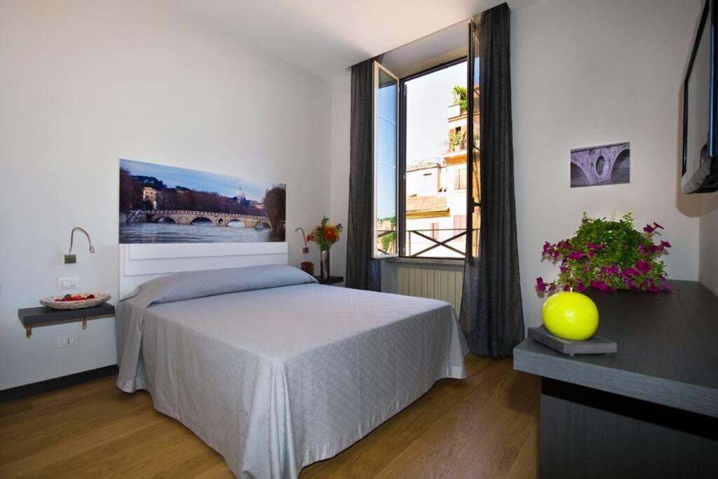 Finestra su Trastevere guest house