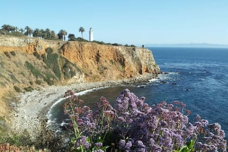 Amazing Beach Cliffs Location! - 派洛斯福德庄园(Rancho Palos Verdes)