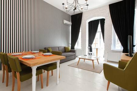 Your home-away-from-home. - Istambul - Apartamento