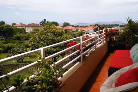 Vigo, mirando a las islas CÍES - Wohnung