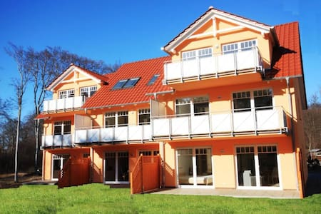 Holiday on the island of Usedom - Apartamento