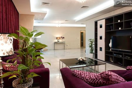 Privacy&Luxury (Pool Gym Ensuite) N - Doha - Appartement