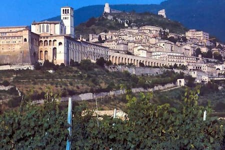 Bed & breakfast da Elda Assisi - Bastia Umbra - Bed & Breakfast