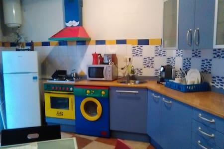 Apartamento simpático para una pareja o 3 personas - Pis