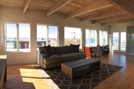 2+2 Mid-Century Modern +++Stunning Panoramic Views - Manhattan Beach - Ház
