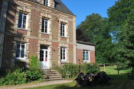Le Bel event - Veauville-lès-Baons - Haus