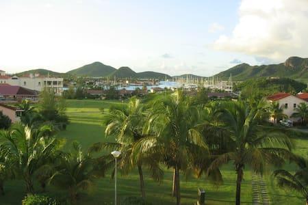 Resort Villa in Jolly Harbour (Villa Juliet) - St. John'S