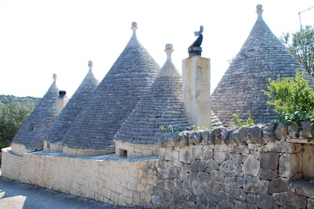 A trullo to regenerate yourself - Bed & Breakfast