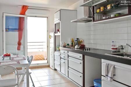Room in big appartment Monaco