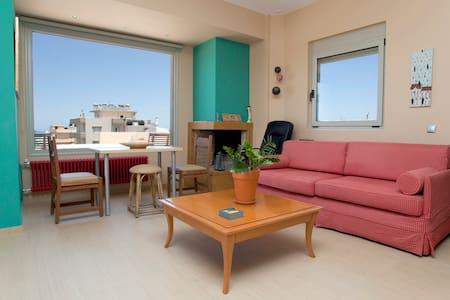 Heraklion Luxury Rooftop Appartment - Gazi