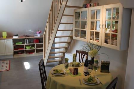Magnifique Loft sous combles - Apartamento