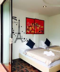 Sabai a lot House (Fan) - เกาะลันตา - Appartamento