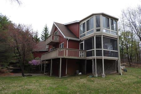 EL641 - Long Pond - House