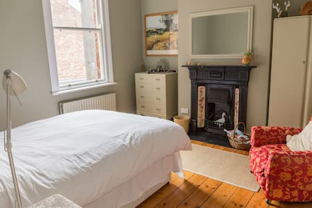 Period property close to the city