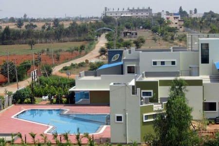 Calm & Placid Luxury accomodation in lush greenary - Bangalore Urban