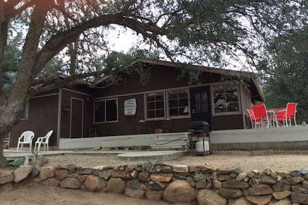 Comfortable Kern River Valley Cabin - Wofford Heights - Dům