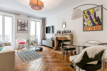 Nice Apartment near Opera and Madeleine - 8th - Appartement