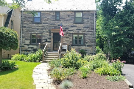 Rent an Entire House in Mt. Lebanon !! - Pittsburgh - Huis