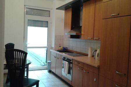 Zentrumsnahe unterkunft - Krefeld - Condomínio
