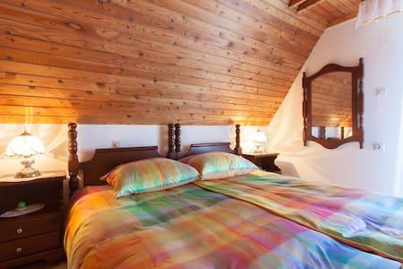 Cozy holliday house near Cerknica Lake - Gorenje Jezero - Lainnya