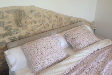 Double room in restored farmhouse - Saint-Avit-SénieurA