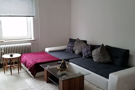 Gemütliche 2 Zimmer Wohnung bis zu 3 Personen - Condominium