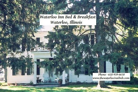 Waterloo Inn B & B - Pearl's Room - Bed & Breakfast
