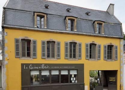 La Quincaillerie - Chambre 2 - Audierne - Bed & Breakfast