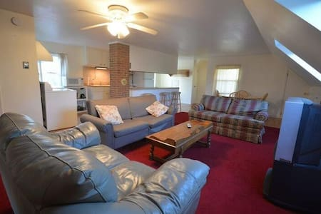 Private Lakefront Apartment - Wye Mills