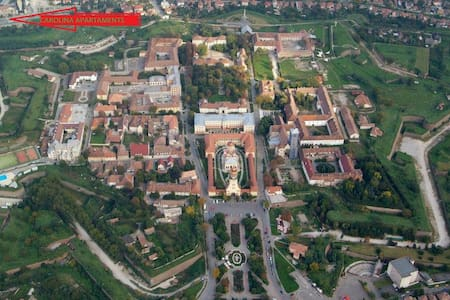 CAROLINA APARTAMENTS - Alba Iulia