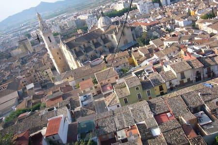 Casa rural en el centro histórico - Xàtiva - Haus