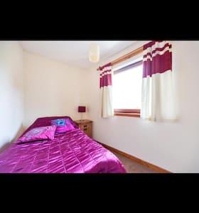 Quiet Warm Single room near SECC, Glagow - Pis