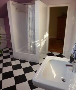 Zimmer in schöner Jugendstilvilla - Villa