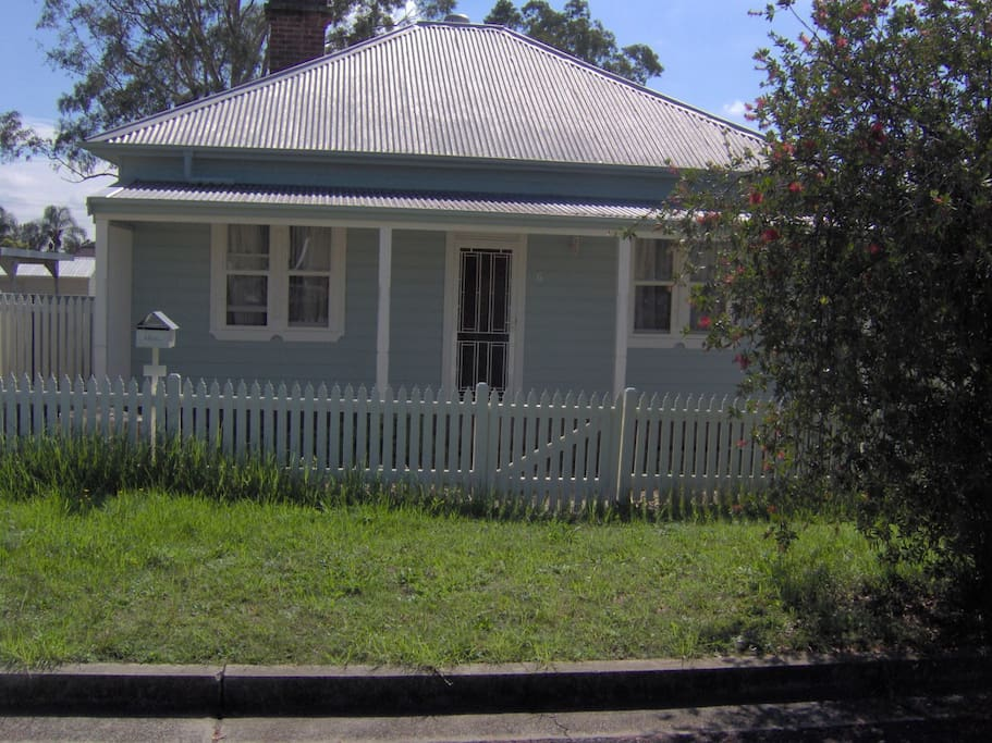 Schatzi 39 S On Shalimah Hunter Valley Houses For Rent In
